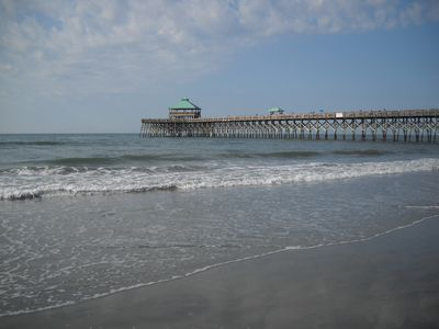 Photo for Wonderful Pet Friendly Oceanfront Condo