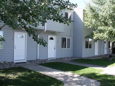 Photo for Modern, clean & comfortable townhouse in Cody! 50 mi. from E Gate of Yellowstone