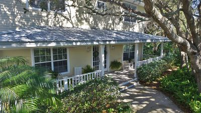 Photo for Ponce Inlet Beachside Escape - Just Steps from the Beach