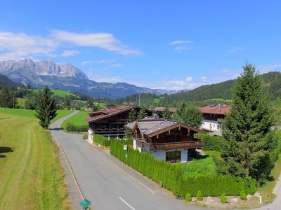 Photo for Luxury holiday home near Kitzbühel with views of the Wilden Kaiser