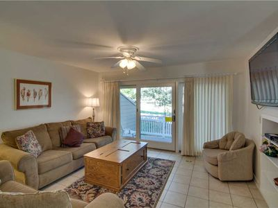 Photo for Fairway Dunes 5: 3 BR / 3 BA villa in Isle Of Palms, Sleeps 8