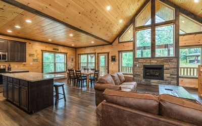 Photo for Gatlinburg Heights - 5 minutes from Downtown Gatlinburg!! Amazing Location