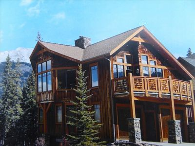 Photo for Spacious Mountain Home with Spectacular 360 Views