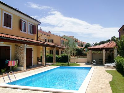 Photo for Oliva is ideal for a family holiday, for relaxation by the pool or beaches