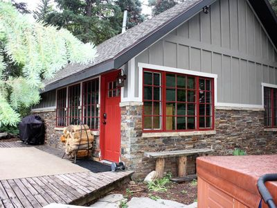 Photo for This cabin is a 2 bedroom(s), 1 bathrooms, located in Sundance, UT.