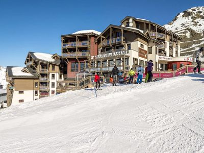 Photo for Apartment Les Montagnettes Kashmir (VTH350) in Val Thorens - 4 persons, 2 bedrooms