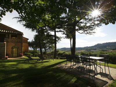 Photo for Villa Mazzi, hospitality and good taste vacation in the Tuscan countryside