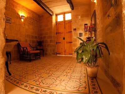 Photo for 3 bedroom house of character close to Mdina