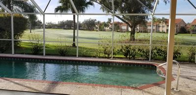 Photo for NEW LISTING: Golf course home in gated community
