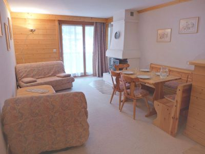 Photo for Apartment Résidence Le Bristol in Villars - 4 persons, 1 bedrooms