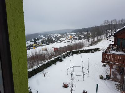 Photo for Apartment on the balcony of the Ore Mountains
