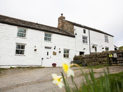 Photo for Award winning 17th century cottage stunning views, pet and family friendly.