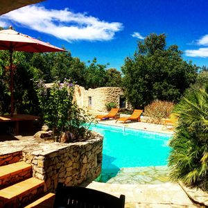 Photo for Sun and luxury villa in Provence