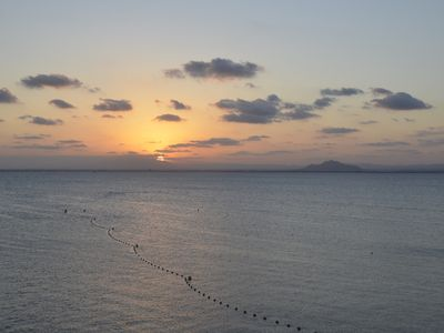 Photo for Gorgeous sunset views mar Menor