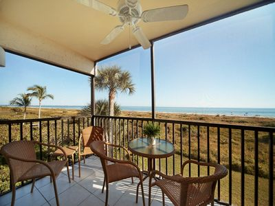 Photo for Beachfront Views & Sunrises 'Listen to the Waves'  Ask about special rates (5D2)