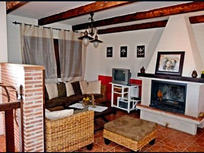 Photo for 4BR Cottage Vacation Rental in Alcoba, Ciudad Real