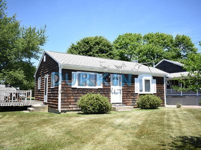 Photo for Quaint Cottage, Short Walk to Pond Access, Hypoallergenic Dog Friendly, Close to Beaches