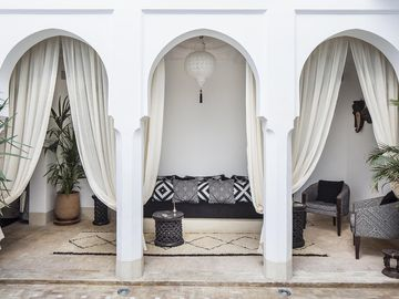 Exclusive Use only - Luxury Holiday Rental Riad In Marrakech Medina, Morocco