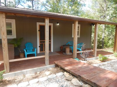Photo for Cabin Close to Northwoods Bike Trail