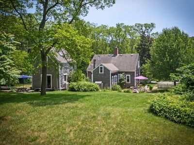 Photo for 260 Paine Hollow Road (ID #137840) ~ 3 Bedroom Antique & Guest Cottage ~ Historical Wellfleet Location