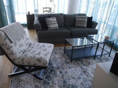 Photo for Grand 2BR Condo- Great Views - Popular King St. W.