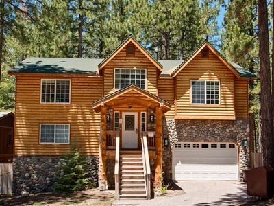 Photo for 6-Bedroom South Lake Tahoe Home - Just Minutes Away From Heavenly Resort!