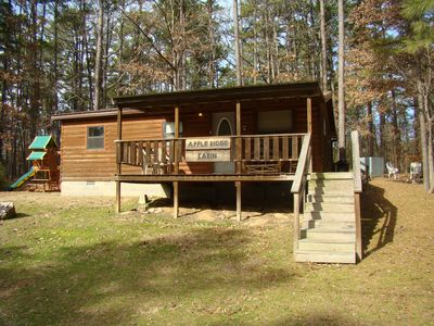 Photo for 5 minutes from Broken Bow Lake, Beavers Bend, Hochatown, Trout stream and more!