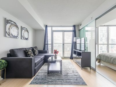 Photo for SimplyComfort. Splendid Condo in Downtown
