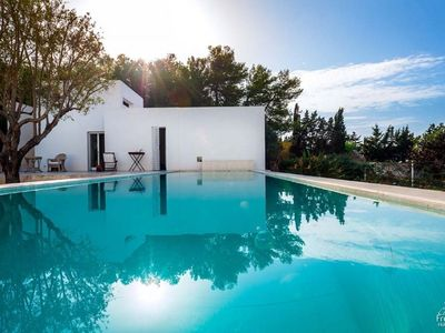 Photo for 2 bedroom Villa, sleeps 5 in Mangiapane with Pool, Air Con and WiFi