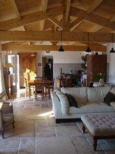 Photo for Spacious house for 10 people, Huttes Oléron Beach N ° furnished FR8AMSCN