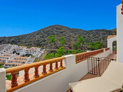 Photo for Recently Remodeled 2 Bed, 2 Bath Condo With Wrap Around Balcony, WiFi, Golf Cart