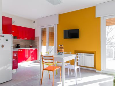 Photo for Wonderful renovated apartment perfect for your visit to Venice