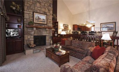 Photo for BLUE RIDGE 5 WPM: 3 BR / 3 BA 3 bedroom condo in Blowing Rock, Sleeps 8