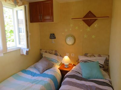 Photo for Loue Magnificent mobile home 10mn sands d'olonne