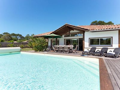Photo for Vacation home Club Royal Océan La Prade  in Moliets - Plage, Aquitaine - 8 persons, 3 bedrooms
