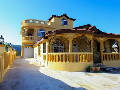 Photo for This intimate paradise  in Coral Spring Village, Trelawny, Jamaica