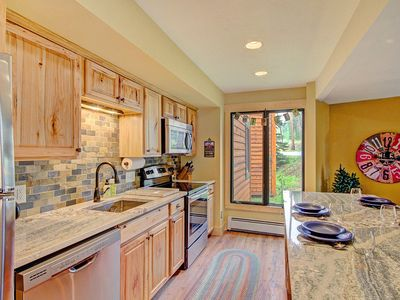 Photo for Remodeled, 2 Queen Bedrooms - Peak 8 Village D24 by SkyRun