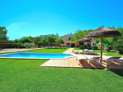 Photo for Sa Pleta del Poveto Can Tolo finca with immense garden and swimming pool 006
