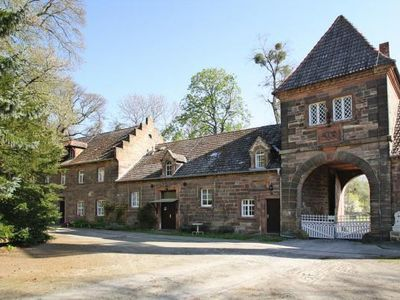 Photo for Terraced house im Schloss Zingst, Querfurt  in Leipziger Seen - 8 persons, 4 bedrooms