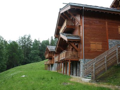 Photo for NEW APARTMENT ***** 6/8 people in CHALET Les Coches LA PLAGNE Paradiski