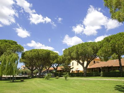 Photo for One bedroom Villa, sleeps 4 in Capalbio Scalo with Pool, Air Con and WiFi