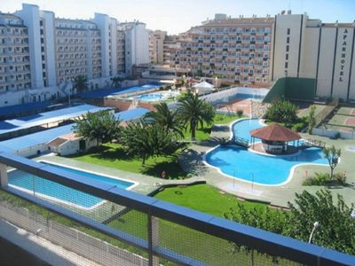 Photo for Duplex penthouse next to the beach Peñismar 1 PEÑISCOLA