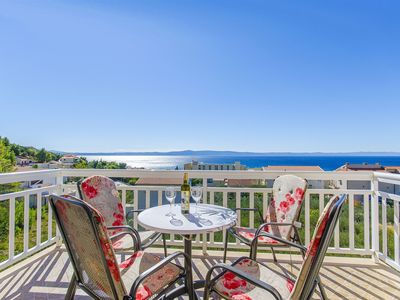 Photo for Apartments Seaview (47561-A4) - Tucepi