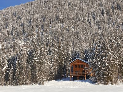Photo for 4 Bedroom Deluxe Chalet with the Most Amazing Views