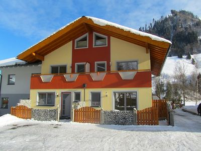 Photo for House in the center of Vorfusch with Parking, Internet, Balcony, Terrace (31121)