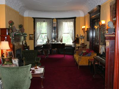 Photo for NYC Luxury Grand Parlor in an Historic Landmark Brownstone