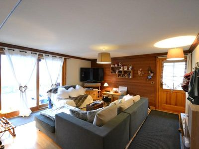 Photo for Apartment Notre-Dame-de-Bellecombe, 3 bedrooms, 8 persons