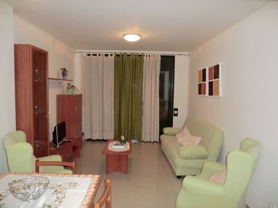 Photo for Holiday apartment rental in roses 100 meters from the beach salatar
