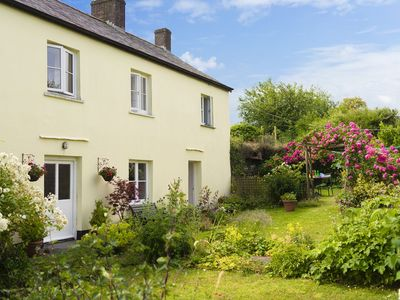 Photo for Character farmhouse close to both Exmoor and the North Devon coast sleeping up to 9