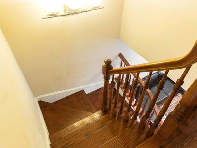 Photo for Gorgeous Williamsburg Townhouse with Bilevel Patio